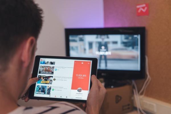 salaire youtubeur par vue